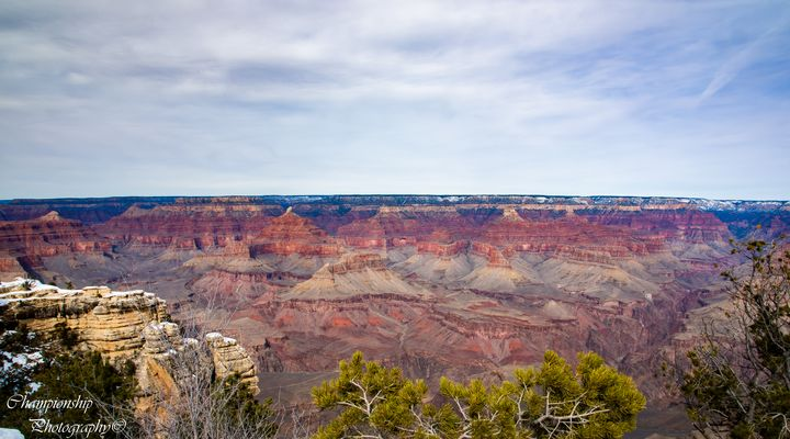 Grand Canyon Winter - Championship Photography