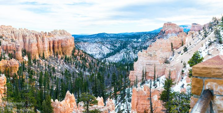 Bryce Canyon - Championship Photography