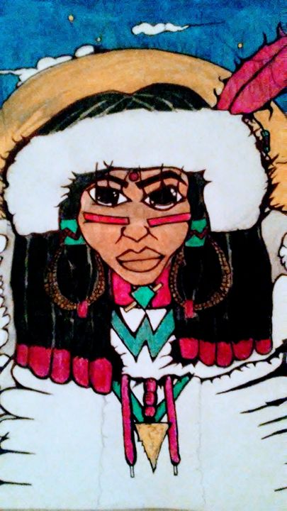 Blackfoot queen - Jonesoffspring