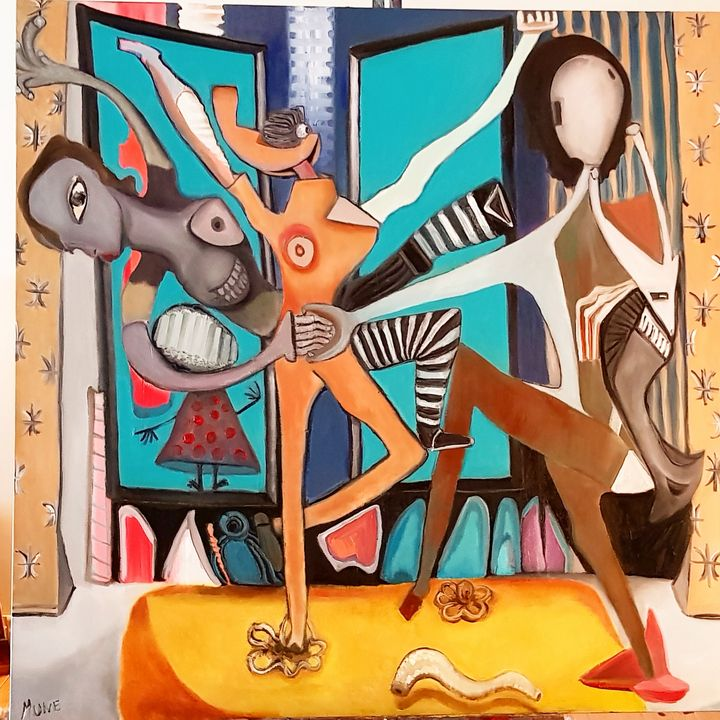 Dancing with Picasso - Mune