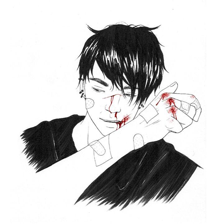 Stress Relief - Kei Aniki Art