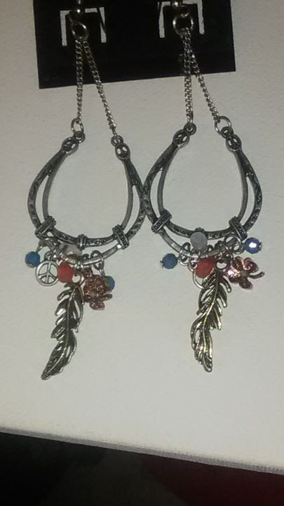 Indian Dangles - CraftsMind