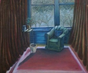 old lounge in OIL