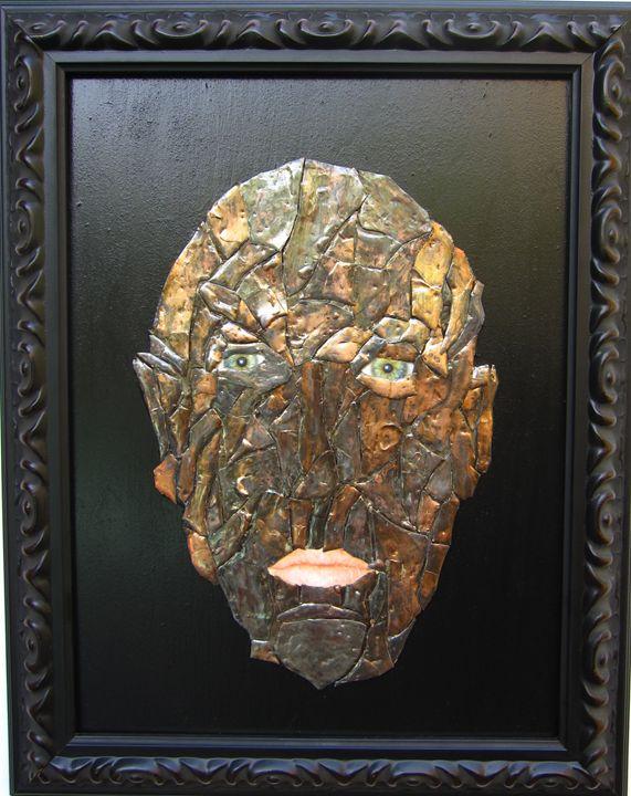 Masked - PazleeButterfly LLC