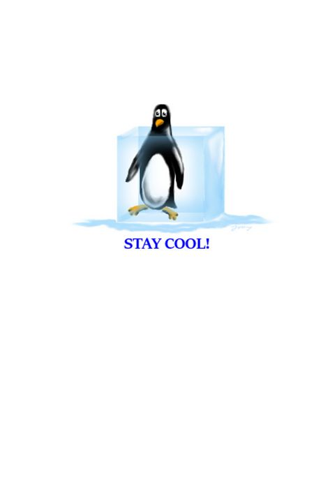 Stay cool! - Jaws83 Gifts by Design