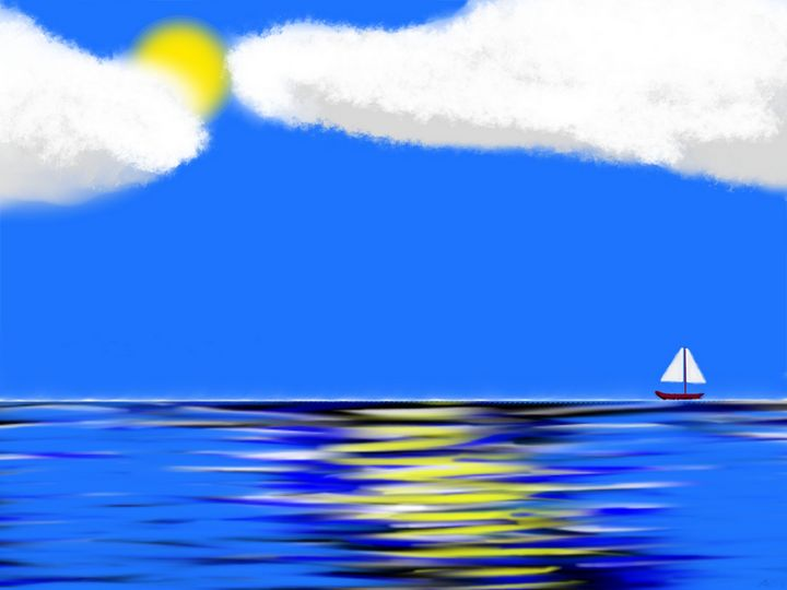 Sail away - Jaws83 Gifts by Design