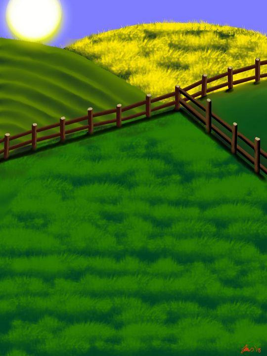 Farmland frenzy - Jaws83 Gifts by Design