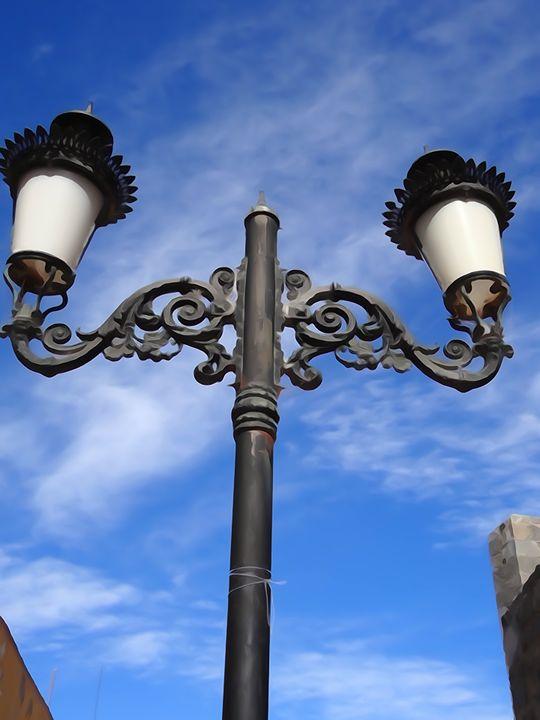 public light - artinn