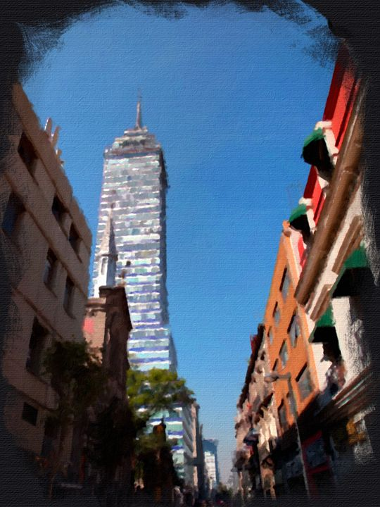 Madero street - artinn
