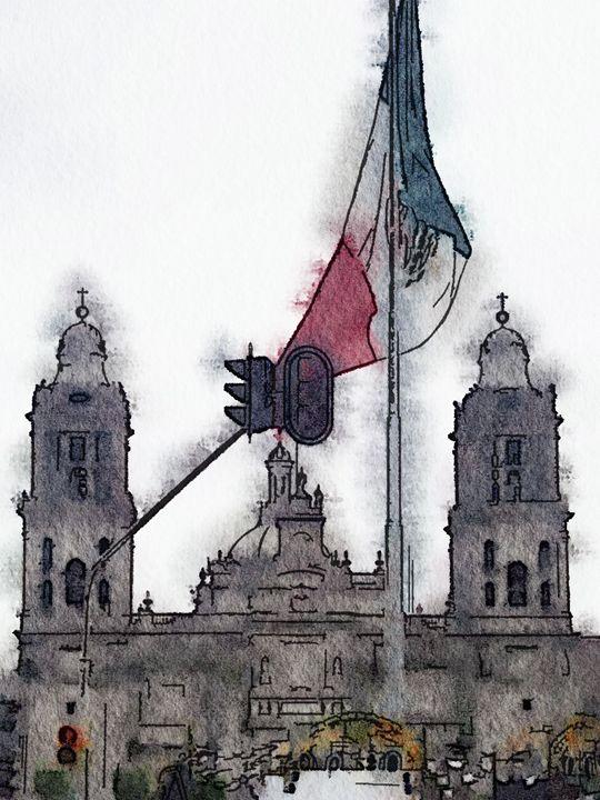 catedral metropolitana - artinn