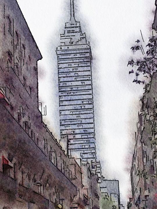 tower - artinn