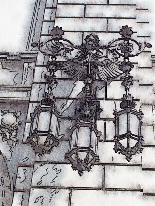 lamps - artinn
