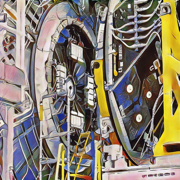 The Machine - Imagined Cubism