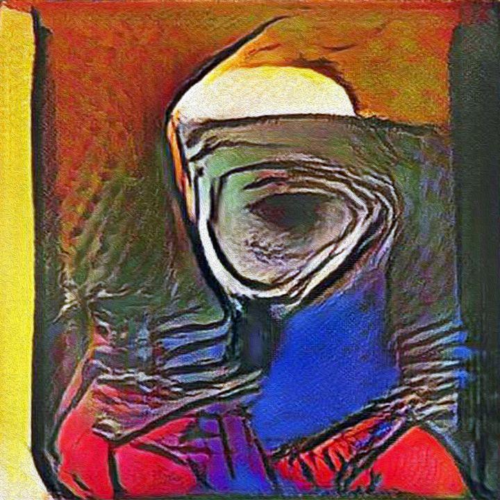 Sand Storm - Imagined Cubism