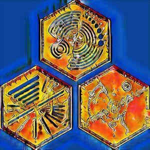 The Three Hexagons