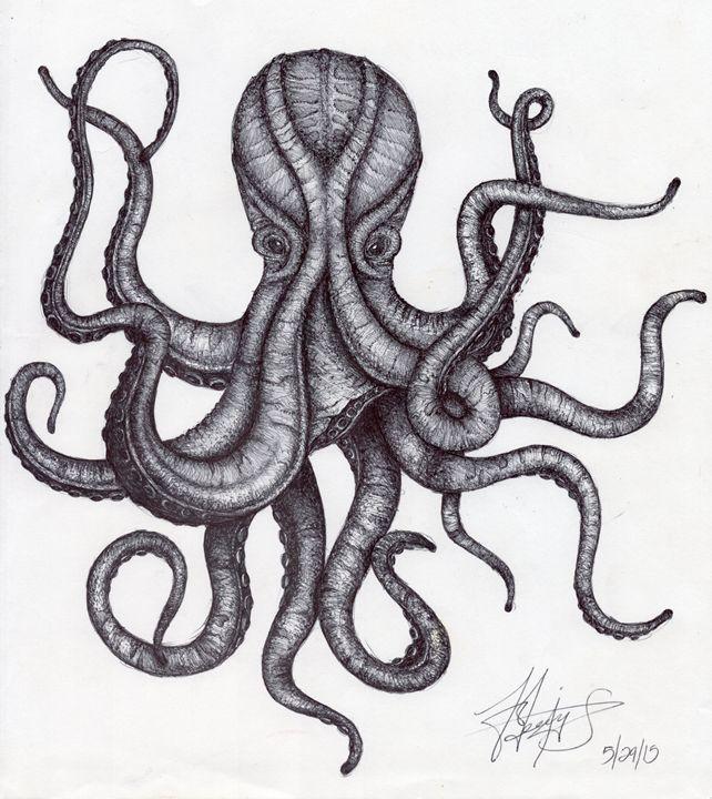 Ocean Creature - Indziy