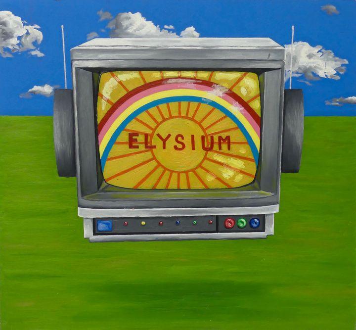 Elysium - Jessica Davis