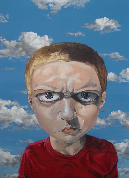 Little Boy, Big Sky - Jessica Davis
