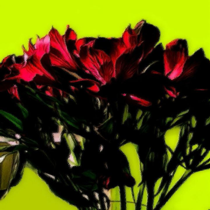 abstractflower - Starcakes