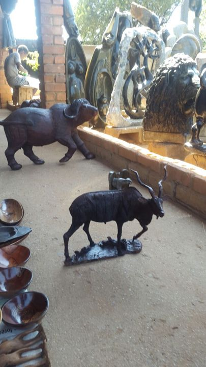Kudu - YADAH SCULPTURES