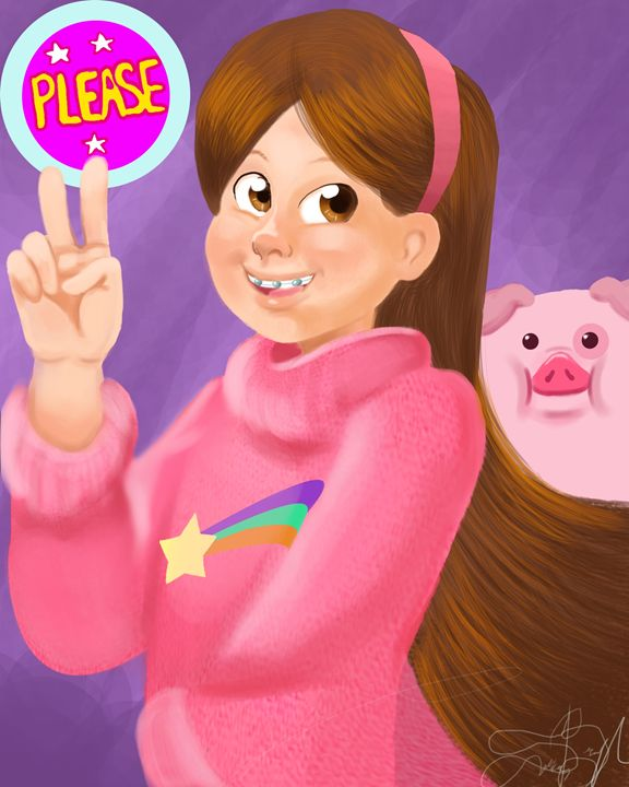 Mabel! - Sapphiresartshelf