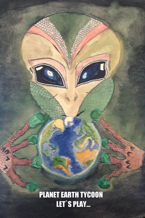 Planet Earth Tycoon - Deimante Kajataite