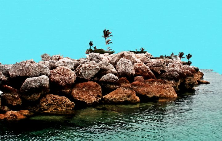 Bahamas Castaway - Larry Stolle