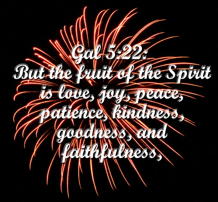 Fruit of spirit - Larry Stolle