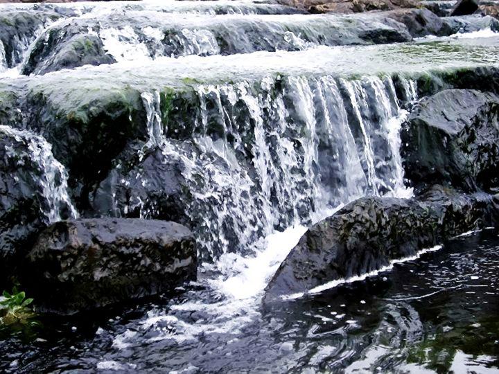 WATERFALLS - Larry Stolle