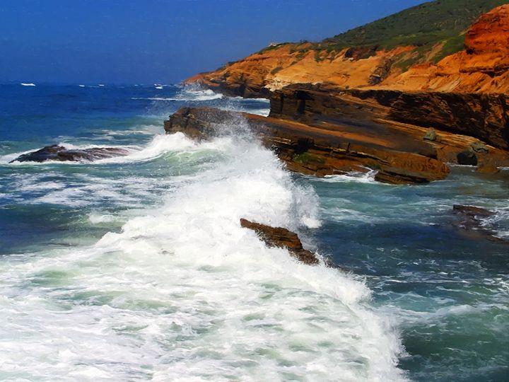 OCEAN - Larry Stolle