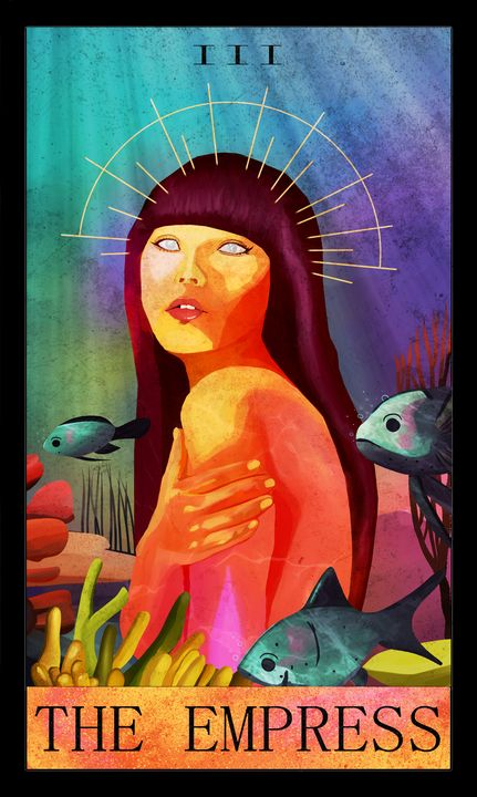 The Empress- Tarot Collection - nickdoubleyouu