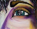 Eye of the Gemini Painting