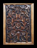 Byzantine handmade wood carved