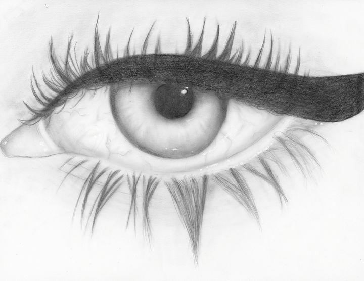 Eye - Liz's art