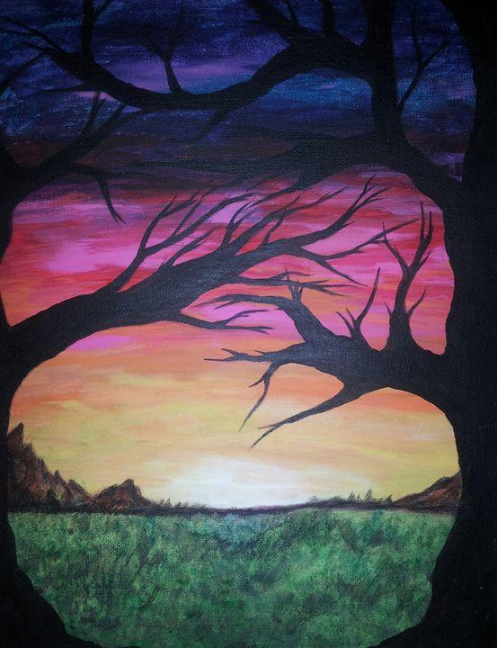 """""""Serene"""" - Inner Child Artwork"""