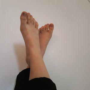 Classic feet
