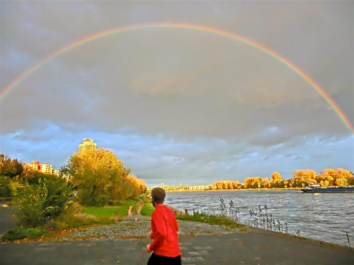 Somewhere over the Rainbow - Edgar's photography & art