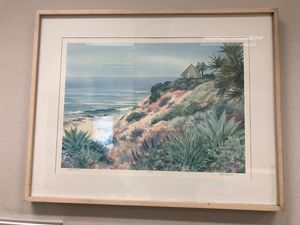 Ruth Basler Burr - California Coast
