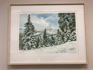 Ruth Basler Burr - Fresh powder