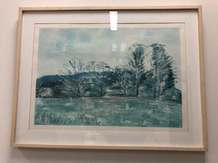 Unknown Artist Landscape - Tom's Print Shop