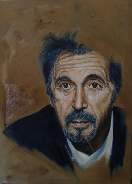 Al Pacino - art