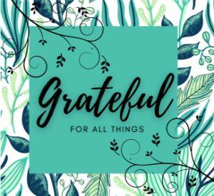 Grateful - Tina Mitchell Art