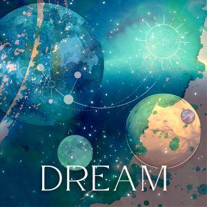 Space Dream - Tina Mitchell Art