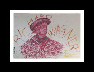 "Richar Wagner - ""RICH HARD"""