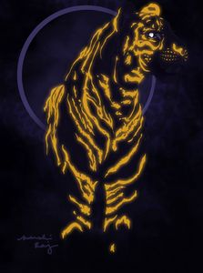 Glow of the Tiger, Alternate Version