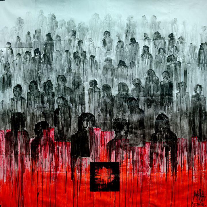 Confrontation - Pavel Lyakhov ART