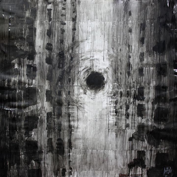 City (Horror Town) - Pavel Lyakhov ART