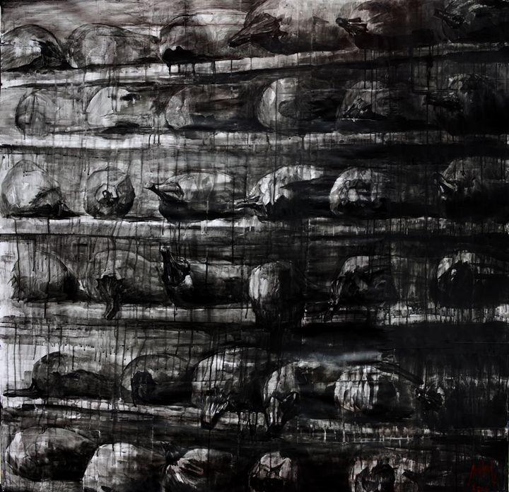 Zucchini - Pavel Lyakhov ART