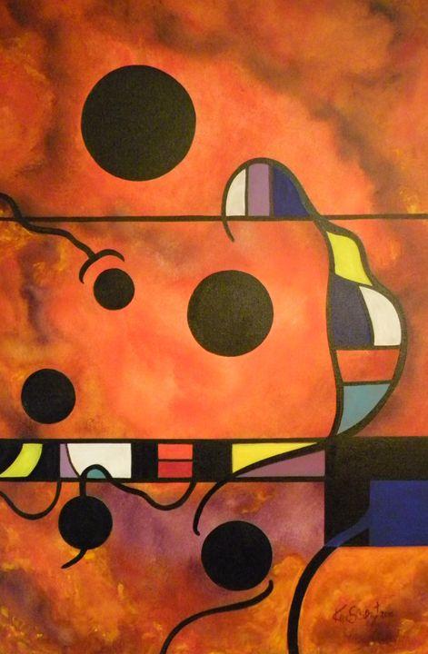"""Planets Align"" - Ken Caffey Fine Art"