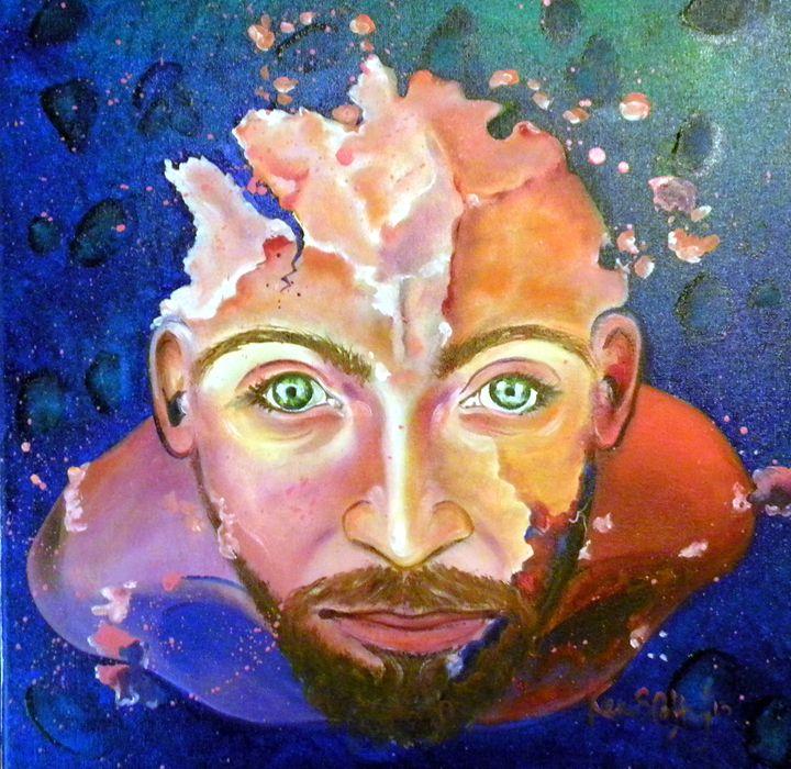 Liquified - Ken Caffey Fine Art